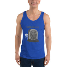 Load image into Gallery viewer, Vera Side Unisex  Tank Top