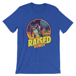 Redneck Space Cowboy Short-Sleeve Unisex T-Shirt