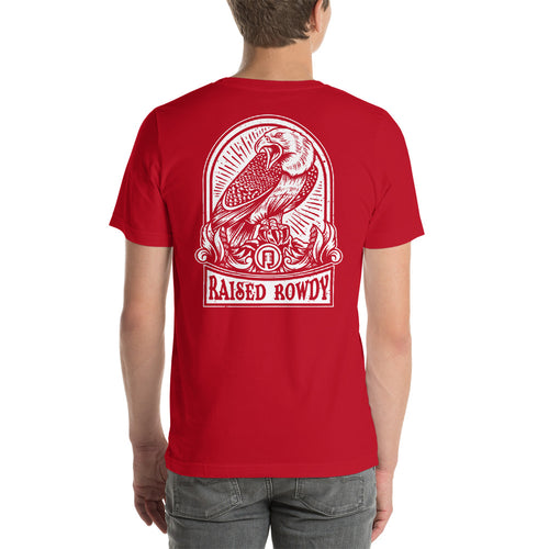 Screaming Eagle Short-Sleeve Unisex T-Shirt