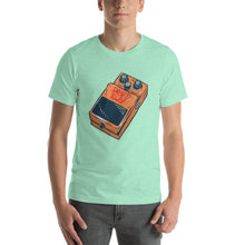 Load image into Gallery viewer, Guitar Pedal To The Metal Short-Sleeve Unisex T-Shirt