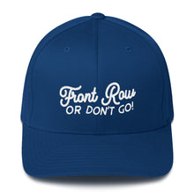 Load image into Gallery viewer, Front Row or Don't Go Flexfit Hat