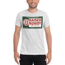 Load image into Gallery viewer, Raised Rowdy Lifestyle Short sleeve t-shirt