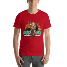 Load image into Gallery viewer, Rowdy Rowdy Christmas T-Shirt