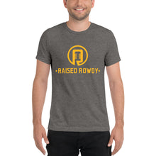 Load image into Gallery viewer, Tri Blend Logo Short Sleeve T-shirt