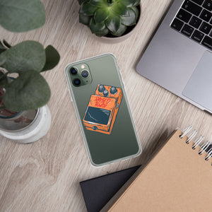 Pedal to the Metal iPhone Case