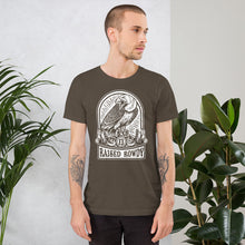 Load image into Gallery viewer, Screaming Eagle Front Design Short-Sleeve Unisex T-Shirt