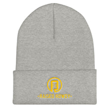 Load image into Gallery viewer, Raised Rowdy Logo Cuffed Beanie