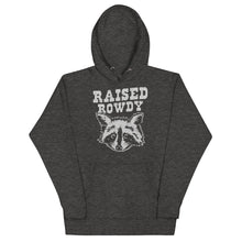 Load image into Gallery viewer, Rowdy Raccoon Unisex Hoodie