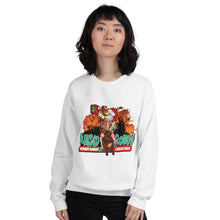Load image into Gallery viewer, Rowdy Rowdy Christmas Sweatshirt