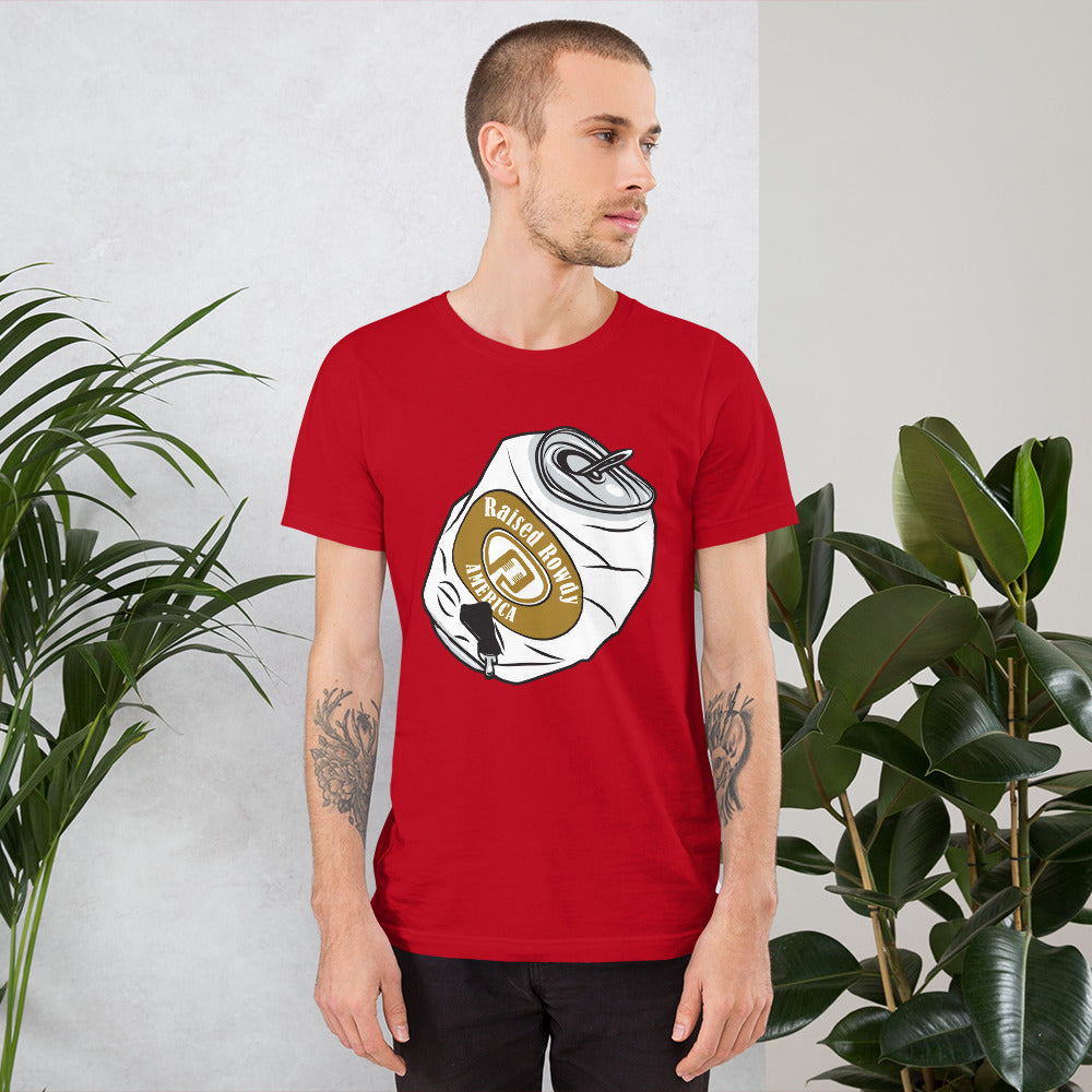 Shotgun Logo Short-Sleeve Unisex T-Shirt