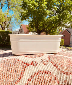 GRAYSON OVAL TUB PLANTER