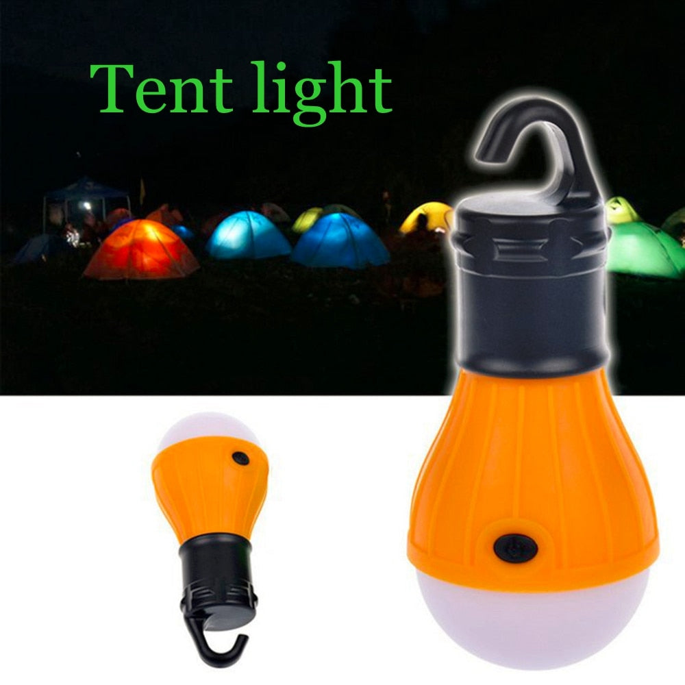 Portable LED Bulb Lamp