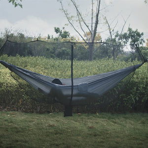 Ultralight Portable Hammock with Anti-Mosquito Net Tent
