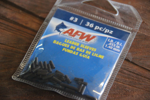 AFW 1.4mm sleeves