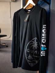Team Liquid Soul Rashguard w/o hood (Black)
