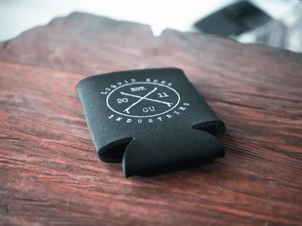 Spear Badge Coozie