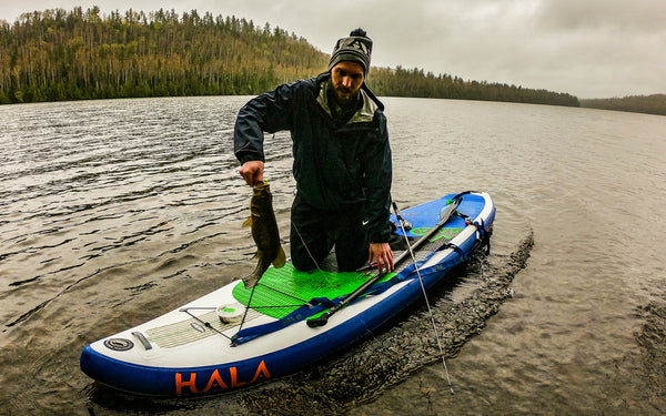 SUPing in the BWCA