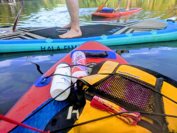 Where to Flatwater SUP in Central Ohio