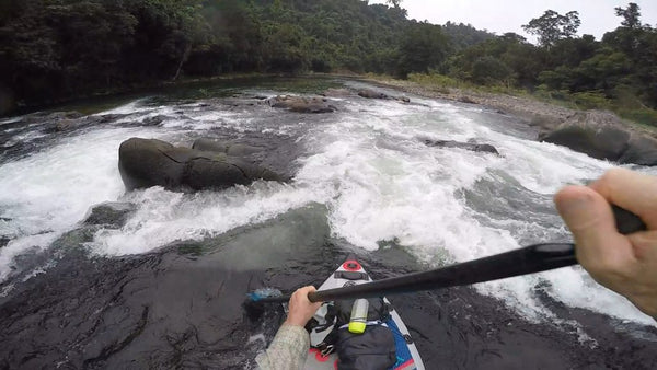 A South Johnstone River SUP Adventure