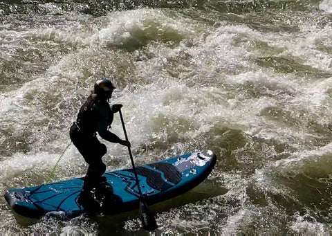 Hala Gear Whitewater SUP