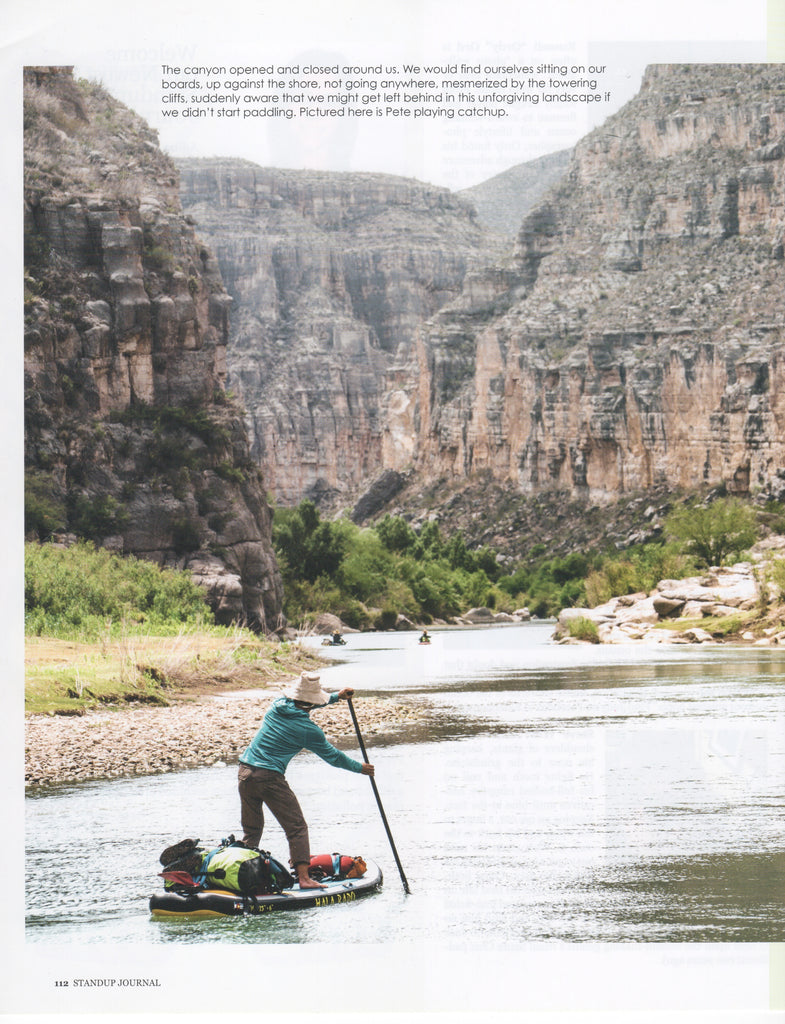Hala Gear on the Rio Grande 2018