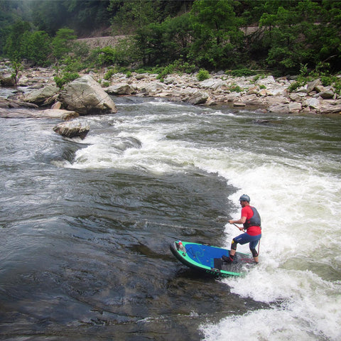 hala gear sup river whitewater