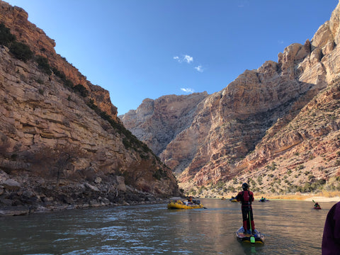 Colorado River SUP