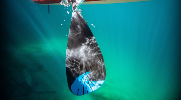 SUP Inclusion Paddle Underwater