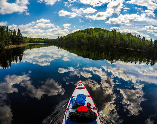 Boundary Waters Hala SUP Nass
