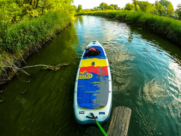 Midwest River Paddle SUP