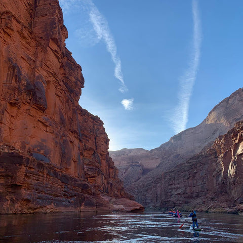 Grand Canyon SUP