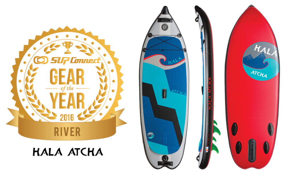 Hala SUP Connect Gear of the Year 2016