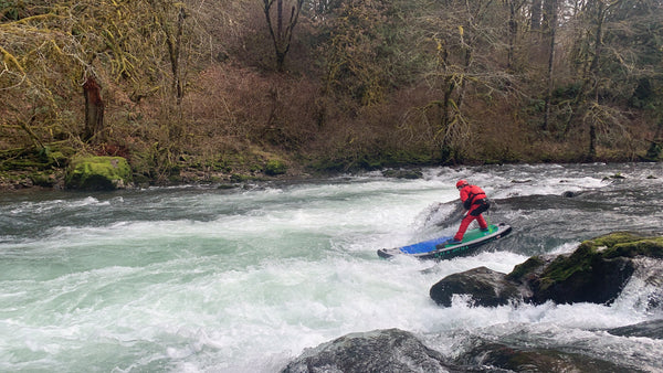 Hala Gear SUP Whitewater Alex Garhart