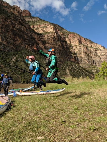 hala gear whitewater sup yampa