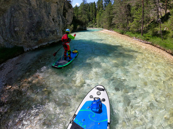 Atcha Hala Class III Whitewater Europe Alps