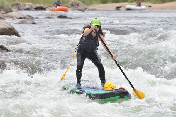 Hala Gear Safety SUP Whitewater