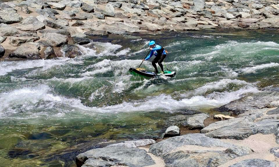Quick Guide to SUPing the American River – Hala Gear