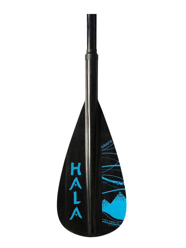 Grafik Carbon x Fiberglass Blend Adjustable Paddle