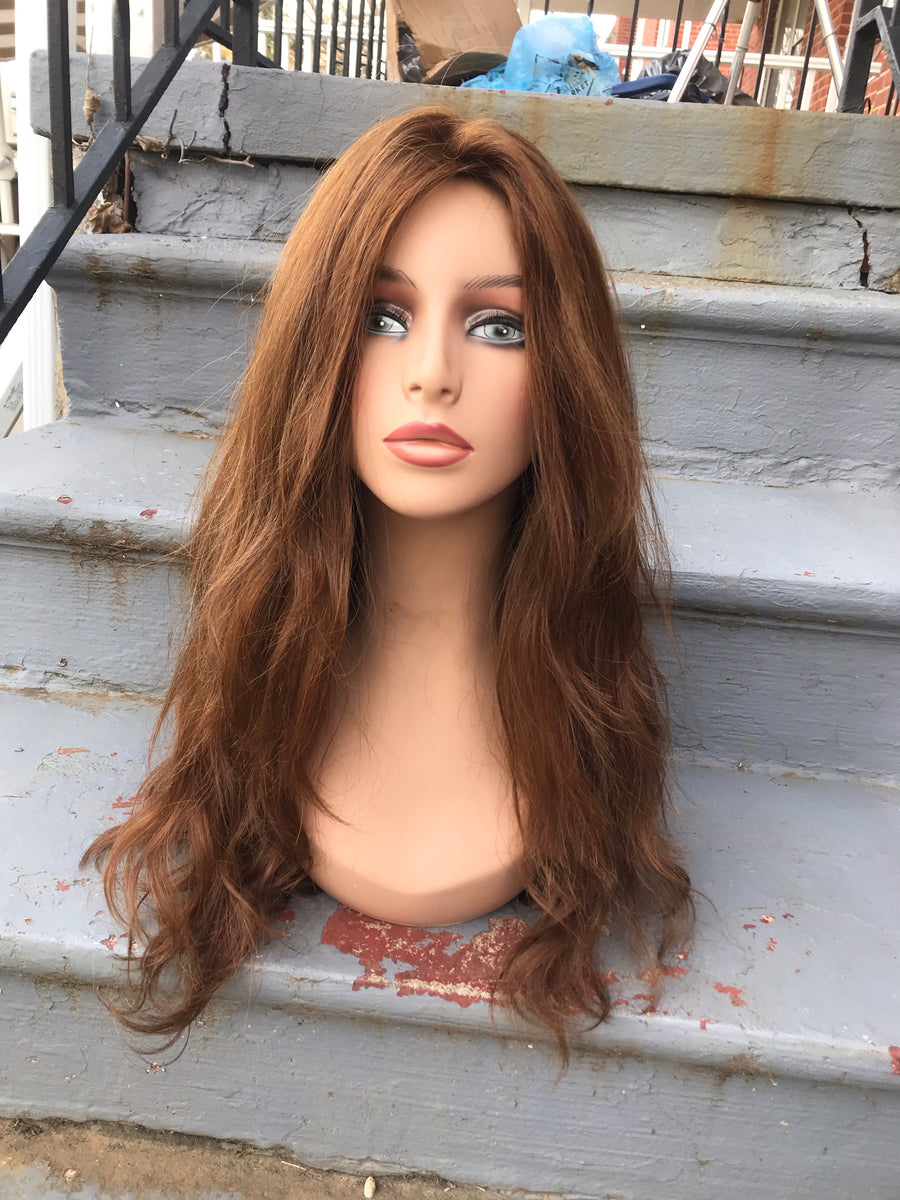 26'' Wavy Red Gali Wig 1268/GCES276