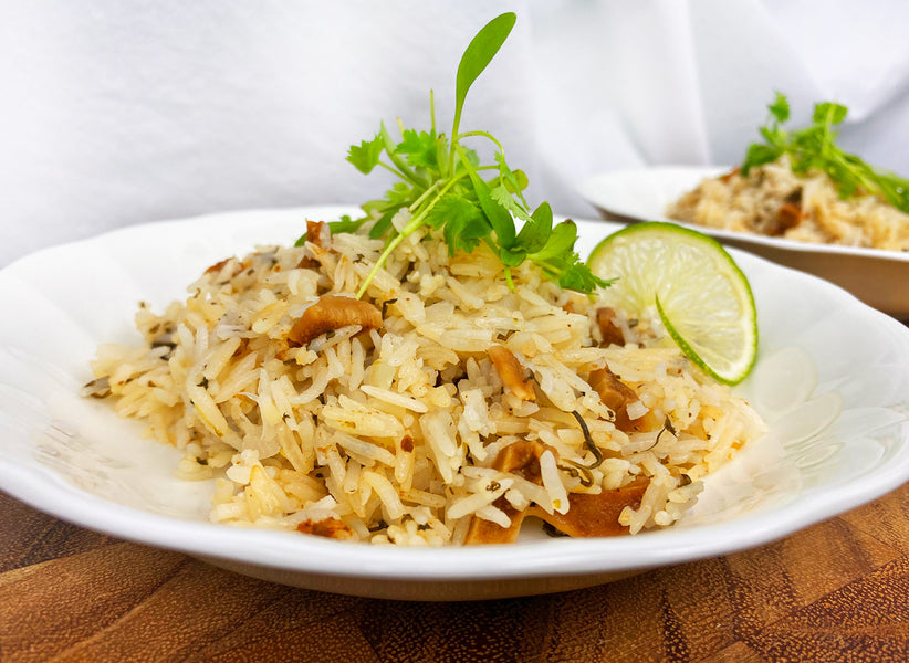 Spicy Basmati Rice