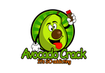 Avocado Crack Logo