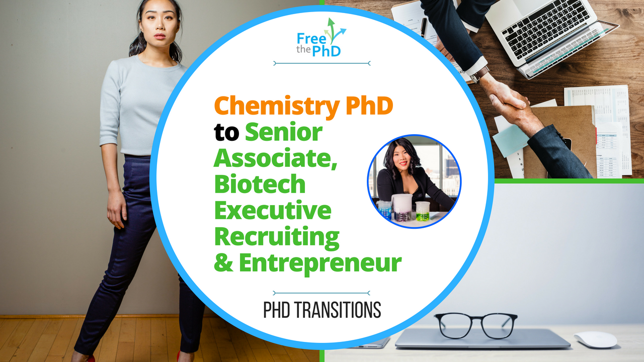 Free the PhD Collaboration Podcast#1: PhD to Biotech Consultant