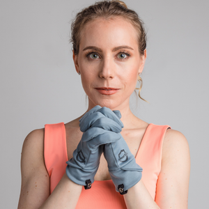 Alice Hamilton Antimicrobial Gloves