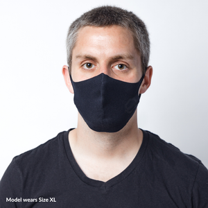 The Mary Hunt Fire-Resistant Face Mask