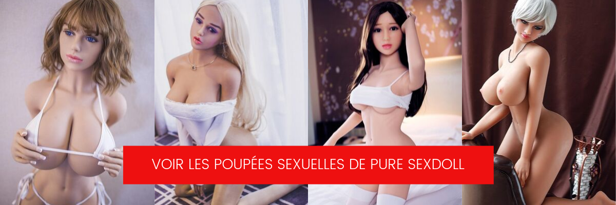 Poupé sexuelle Pure Sex Doll