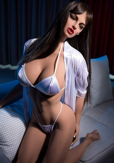 brune grosse  folle sex doll