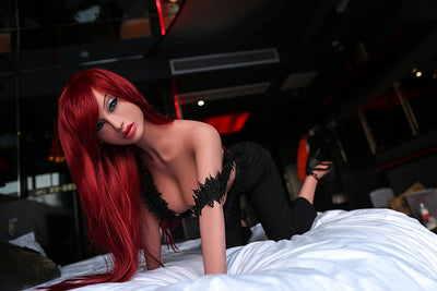 CARMELA MINI SEX DOLL AVIATRICE 125 CM