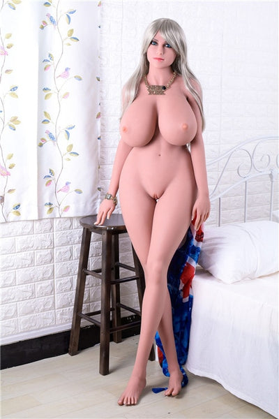 OCTAVIA SEX DOLL PATRIOTE AMÉRICAINE 165 CM