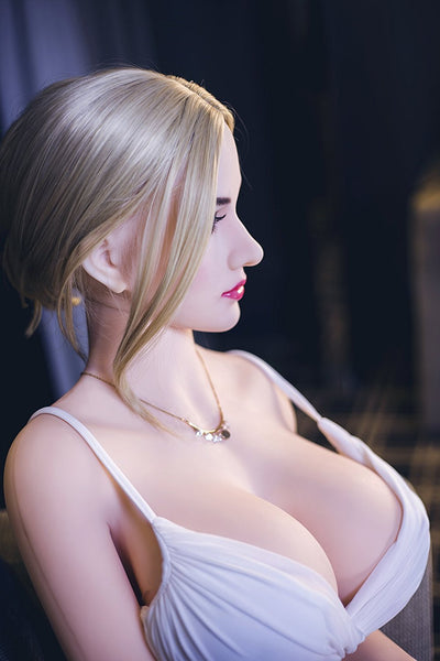 MARION: BLONDE PETITE SEX DOLL