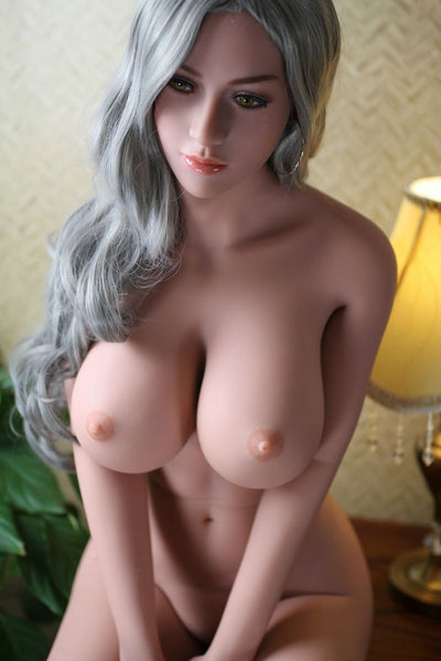 Love Doll Blonde Grosse Poitrine